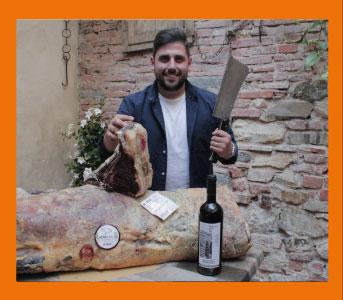 Il mondo delle carni raccontate da Albano del Ristorante La Braceria di Scandicci, protagonista della Settima puntata di Experience